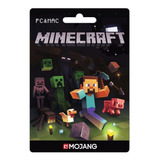Codigo De Minecraft Java Premium + Windows 10 Edition