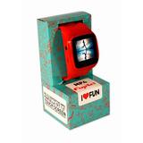 Mp4 Reloj Sport 8gb / Roj Fujitel