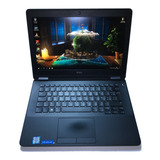 Ultrabook Dell Latitude E7270 I7 6600u, 8gb, Ssd 256, Fhd