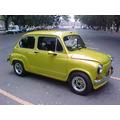 Libro De Taller Fiat 600 1963-1973, En Español
