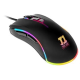 Mouse Gamer Rgb T1 + Mousepad Arena Inferno T1 Oferta!!!