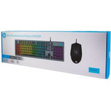 Kit Teclado  + Mouse Gamer Hp Km300f