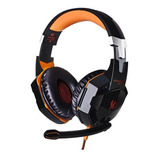 Audífonos Gamer Kotion Each G2000 Envio Gratis