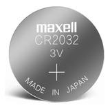 5 Pilas Maxell Cr2032 Tipo Boton Japonesa /3gmarket