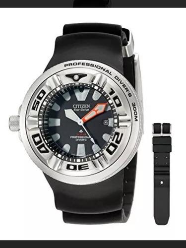 34f149461dc9 Reloj Hombre Citizen Ecodrive Promaster Diver Buceo Nuevo