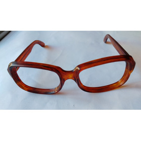 10f201910d Lentes Ópticos Thick Square Acetate Tortoise Brown Usa Made