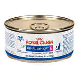 Lata Gato Royal Canin Renal Support 165gr. Np
