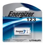 Pila Energizer Modelo 123