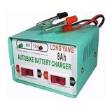 Cargador De Bateria Autos Y Motos 8 Amperes 12v Y 6v Ml3076
