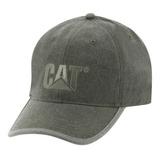 Jockey Hombre Contrast Logo Hat Verde Cat