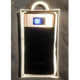 Bateria Inteligente Externa Doble Usb 2.0 Amp  30000 Mah