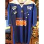 Camiseta Olympikus Cruzeiro De Brasil Talla Xl 10 W Montillo