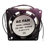 Ventilador 220v 8x8x2,5 Cms / Eleco