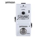 Ammoon Ap-09 Nano Series Loop - Pedal Para Guitarra Eléctric