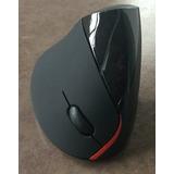 Mouse Inalamrico 2.4g Model Nuevo Vertical