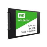 Western Digital Disco Ssd Green 240gb 2.5 + 3 Años Garantia