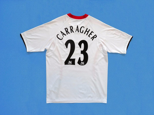 9295a2b5f8e86 Camiseta Liverpool Visita 2005-06  23 Carragher Original
