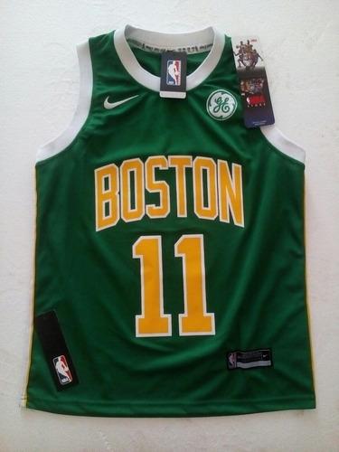 ee64bd96 Camiseta Irving Indumentaria Nba Boston Celtics Playoff 2019
