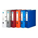 Set 5 Archivadores Organizadores Colores Documentos Oficina
