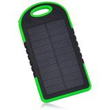 Bateria Externa Portatil Powerbank Celular Telefono Solar