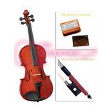 Violin 4/4 Hv150 Cervini Cremona - Musicstore