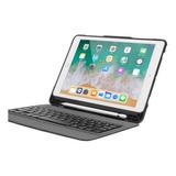 Funda De Teclado Desmontable Smart Cover Para iPad 9.7 2017