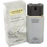 Lapidus Pour Homme 100ml-100% Original