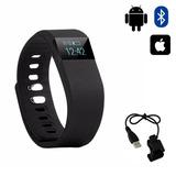 Reloj Pulcera Podometro Distancia Bluetooth 06485 / Fernapet