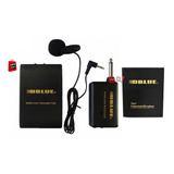 Pack 2 Micrófono Inalámbrico Solapa Receiver Puntostore Ic11
