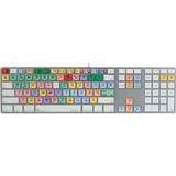 Logickeyboard Apple Final Cut Pro Y Express  extended, Ultr