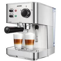 Máquina Aicok Cafetera Cafe Expresso 110v /compreonline