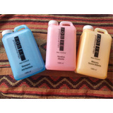 3 Litros Pasos Alisado Jolie De 1lt C/u+shampoo+sellante