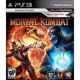 Mortal Kombat Komplete Edition Ps3 Playstation Psn Digital