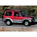 Libro De Taller Hyundai Galloper 1998-2004, En Español.