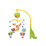 Movil De Bebe Musical - Baloval