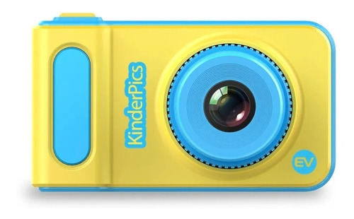 Cámara Digital Fotográfica Niños Kinder Pics Hd / Ev