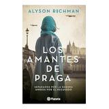 Libro Los Amantes De Praga Original  / Diverti
