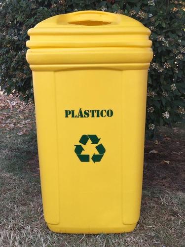 Contenedor Para Reciclaje 120 Litros
