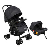 Coche Travel System Spring Rs-13500-3 Negro
