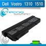 Bateria Dell Vostro 1310 1320 1510 - 9 Celdas Alta Duración
