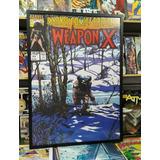 Póster Enmarcado Portada Cómic Wolverine Arma X Envío Gratis