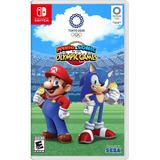 Mario Y Sonic Jj.oo 2020 - Juego Físico Nintendo Switch