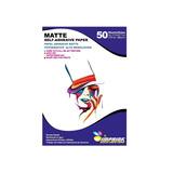 Papel Adhesivo Matte A4/128g 250 Hojas Con Envio Incluido
