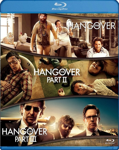 The Hangover Bluray Latino Coleccion Que Paso Ayer