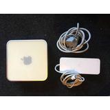 Mac Mini Power G4 40 Gb 256 Mb Ram