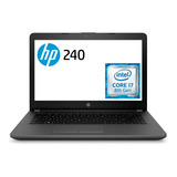 Notebook Hp 240 G7 Intel I7 8gb 1tb 14'' Sin Sistema Metinca