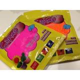 40 Bolsas Slime Funny Gummy   ¡ Envio Gratis !