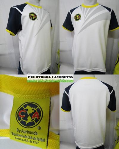 8ac3d120046 Camiseta Club América De México Talla S
