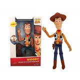 Toy Story - Woody Figura De Acción Parlante - Envío Gratis