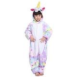 Pijamas Unicornio  Talla 3  A 12    Y   S, M